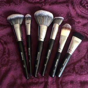 Set of Morphe Face Brushes